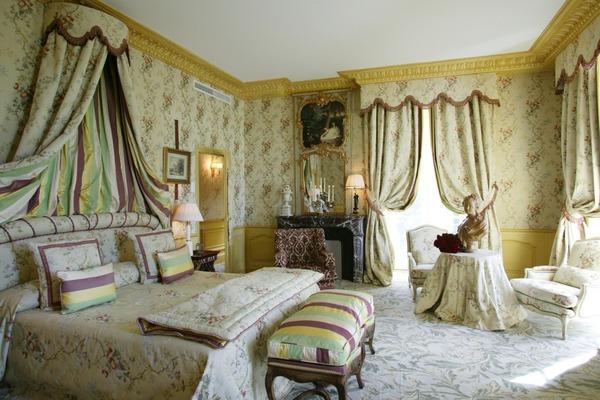 Fairytale Chateau Bedroom suite