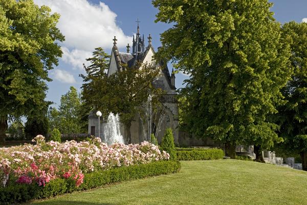 Fairytale Chateau Chapel & Gardens