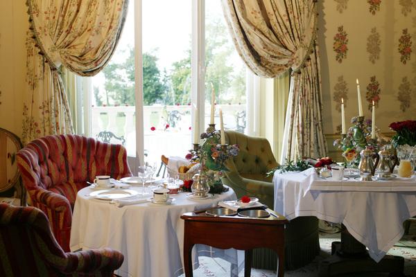 Fairytale Chateau Restaurant
