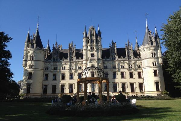 THE JEWEL OF THE LOIRE