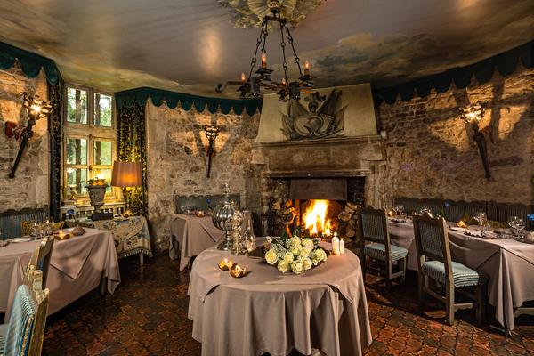 Chateau de Codignat - Restaurant