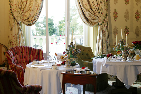 Fairytale Chateau Restaurant
