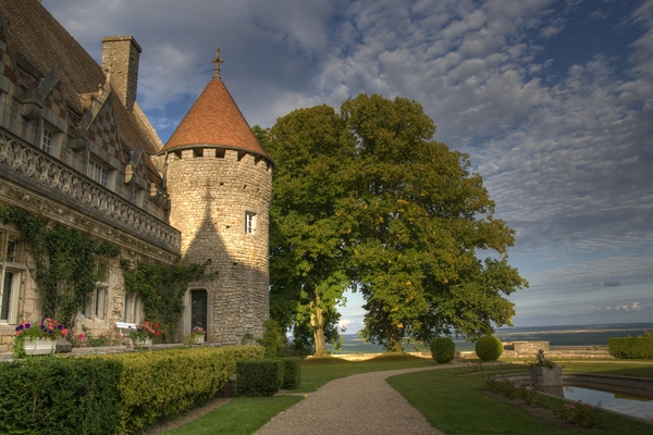 Gothic Castle exterior