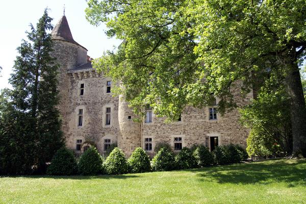 Medievil Castle of Auvgerne 2