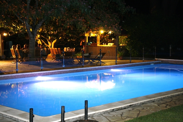 Pool at night - BellgradeJPG