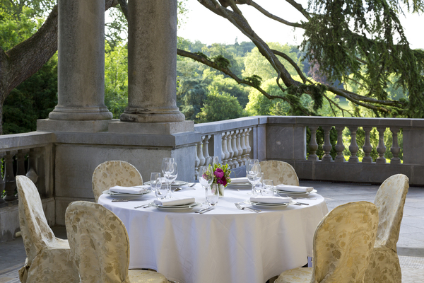 Special Lunch on the Terrace